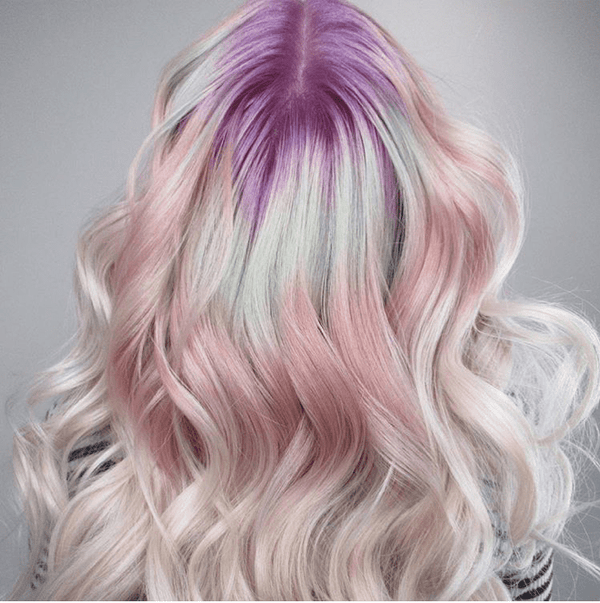 Gem roots? Instagram's newest hair obsession