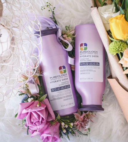 Pureology, the brand that's scientifically proven to repair your hair