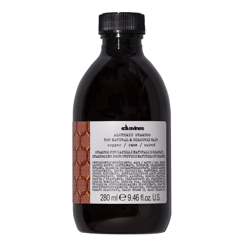 Davines Alchemic Copper Shampoo 280ml - Salon Style