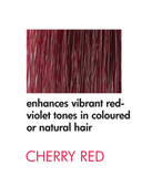 DeLorenzo Novafusion Cherry Red Shampoo 250ml