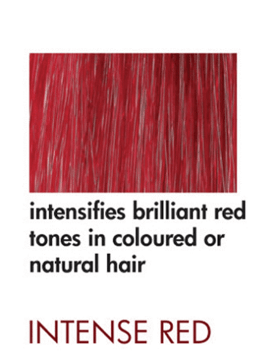 DeLorenzo Novafusion Intense Red Shampoo 200ml - Salon Style