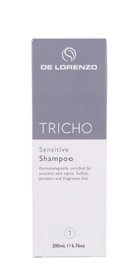 DeLorenzo Tricho Sensitive Shampoo 200ml