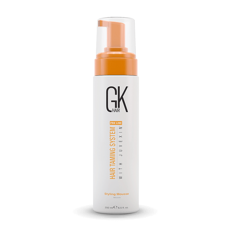 GK Hair Styling Mousse 250ml - Salon Style