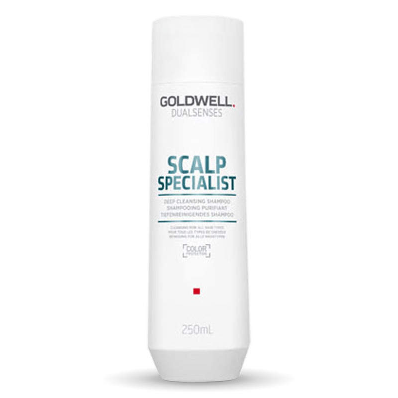 Goldwell Dualsenses Scalp Specialist Deep Cleansing Shampoo 250ml - Salon Style