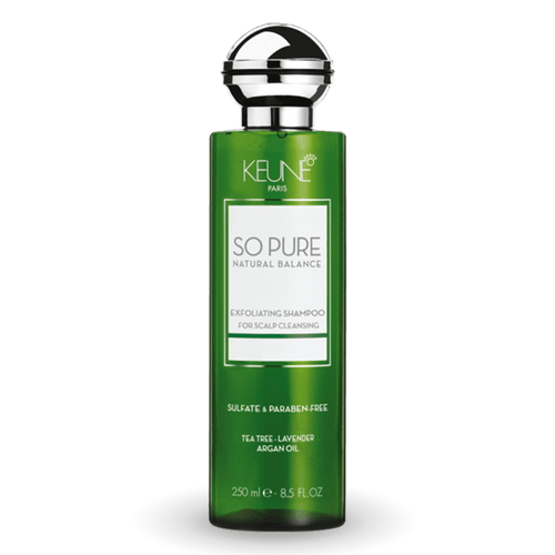 Keune So Pure Exfoliating Shampoo 250ml - Salon Style