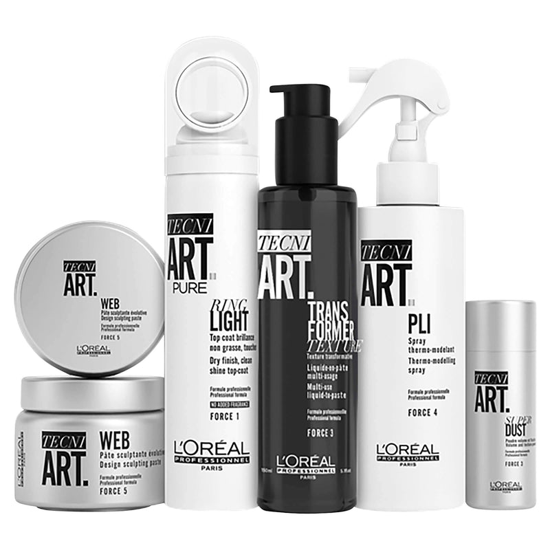 L'Oreal Professionnel Tecni Art Bouncy & Tender 150ml - Salon Style