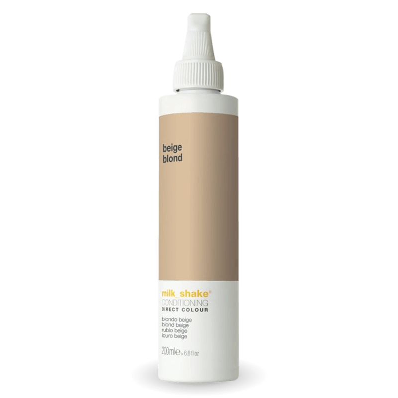 Milk_Shake Conditioning Direct Colour - Beige Blonde 200ml - Salon Style