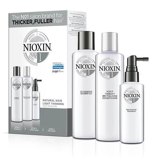 Nioxin 3 Part System No.1 Kit
