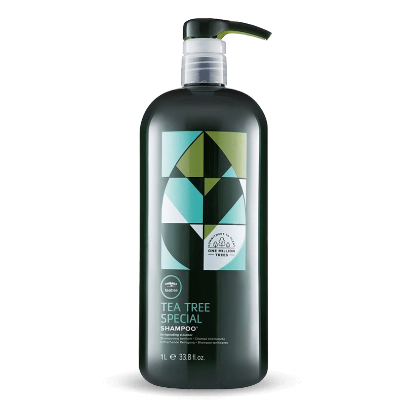 Paul Mitchell Tea Tree Special Shampoo 1 Litre - Salon Style