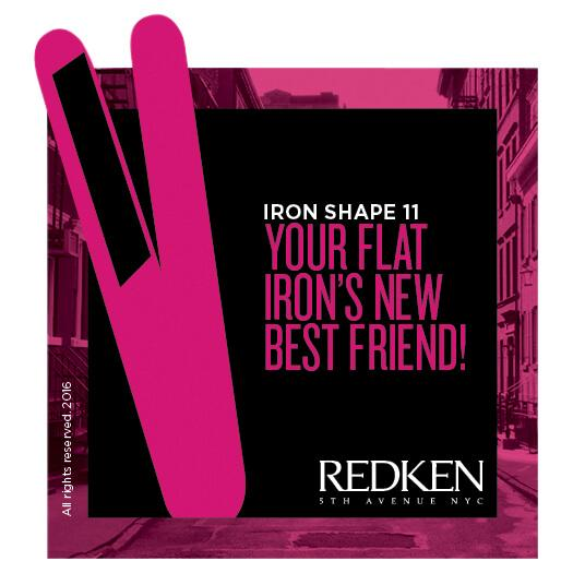 Redken Iron Shape 11 Thermal Protecting Spray 250ml - Salon Style