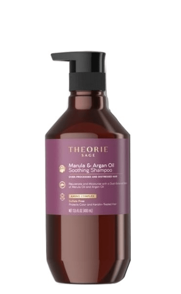 Theorie Marula & Argan Smoothing Shampoo 400ml - Salon Style
