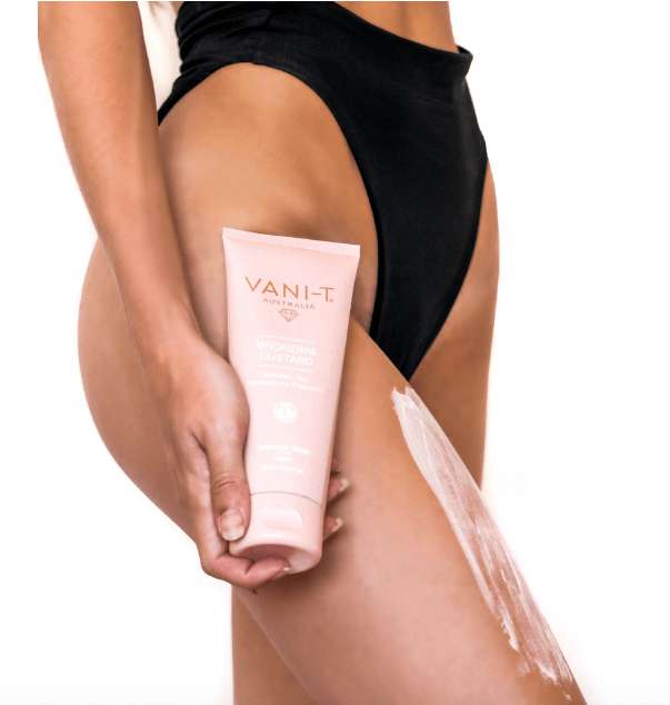 VANI-T Bronzing Custard 200ml - Salon Style