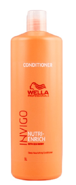 Wella Professionals Invigo Nutri-Enrich Conditioner 1 Litre - Salon Style