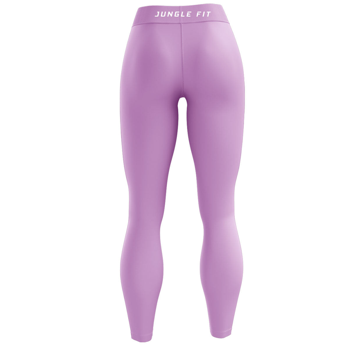Light Orchid High Waisted Yoga Leggings