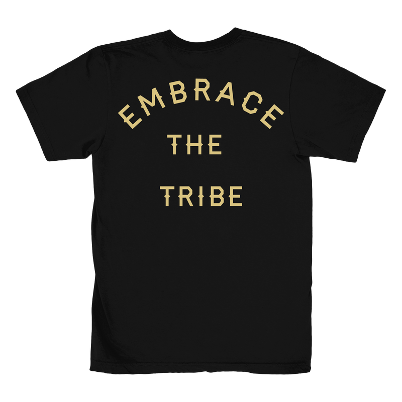 Embrace the Tribe Gold