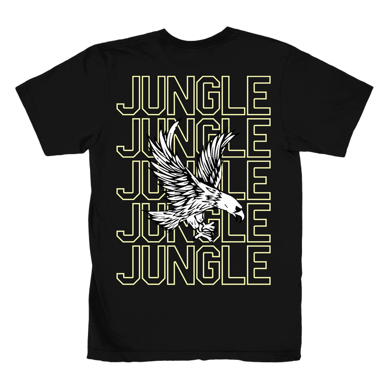 Jungle Jungle Jungle with eagle gold