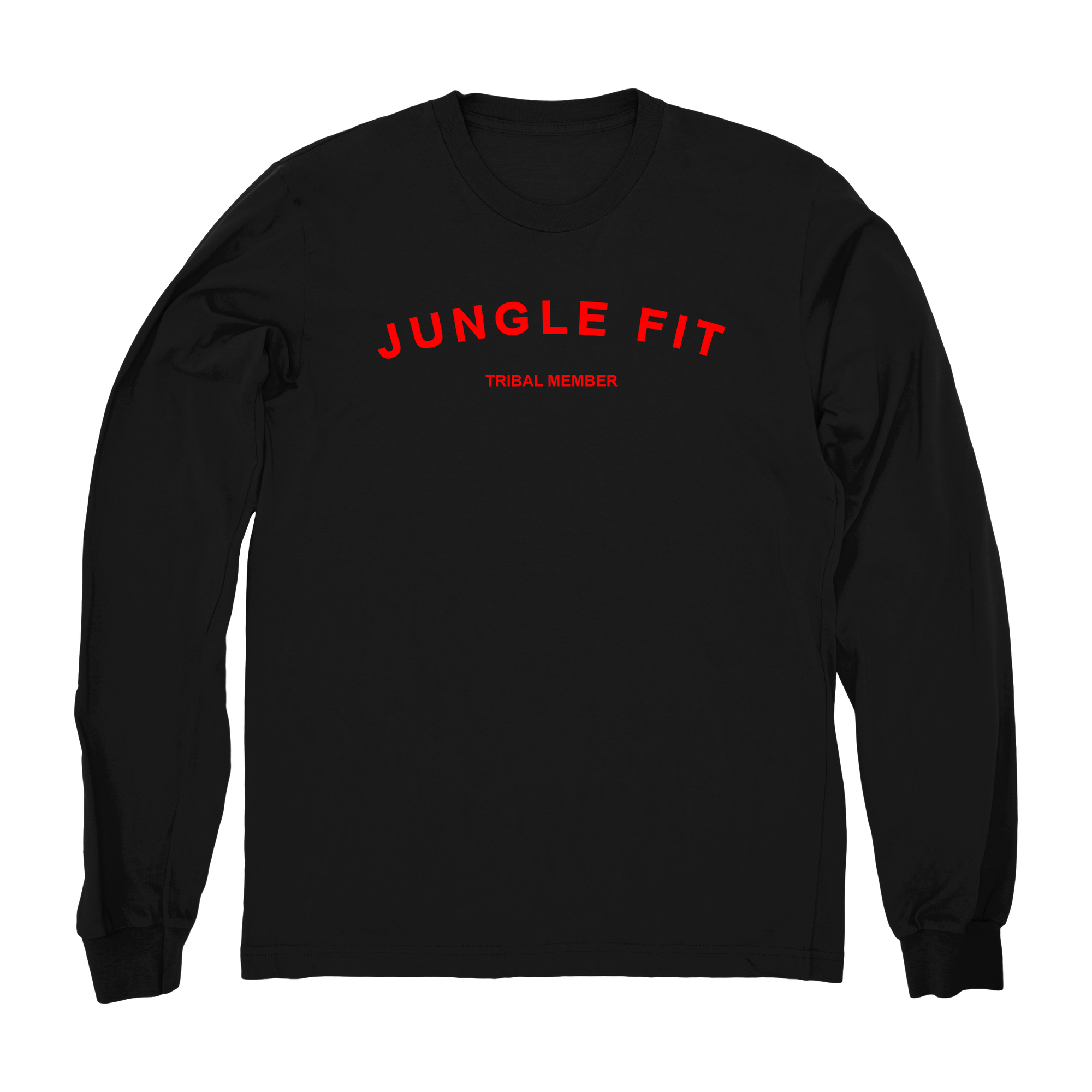 Jungle Fit Long Sleeve (Black)