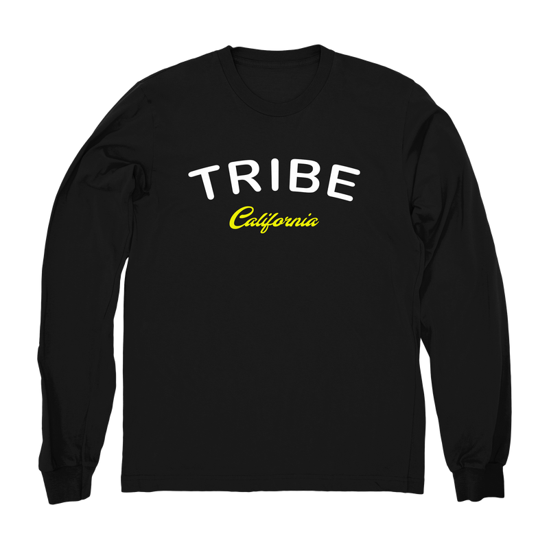 Tribe Long Sleeve (Black)