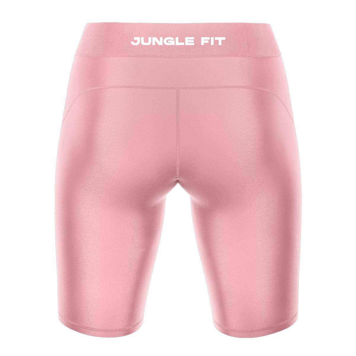 Light Pink Yoga Shorts