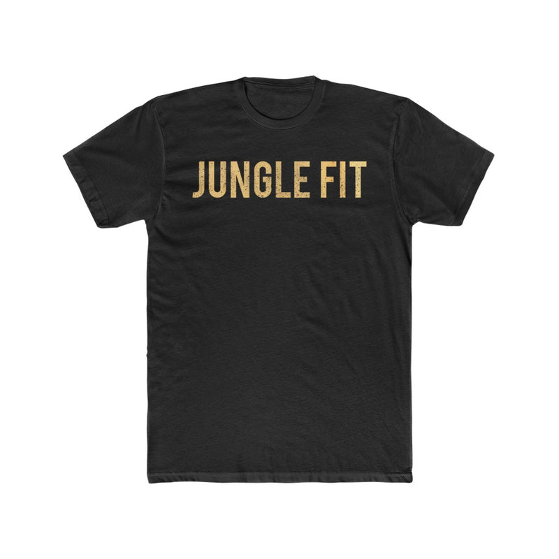 Jungle fit Men's Cotton Crew Tee