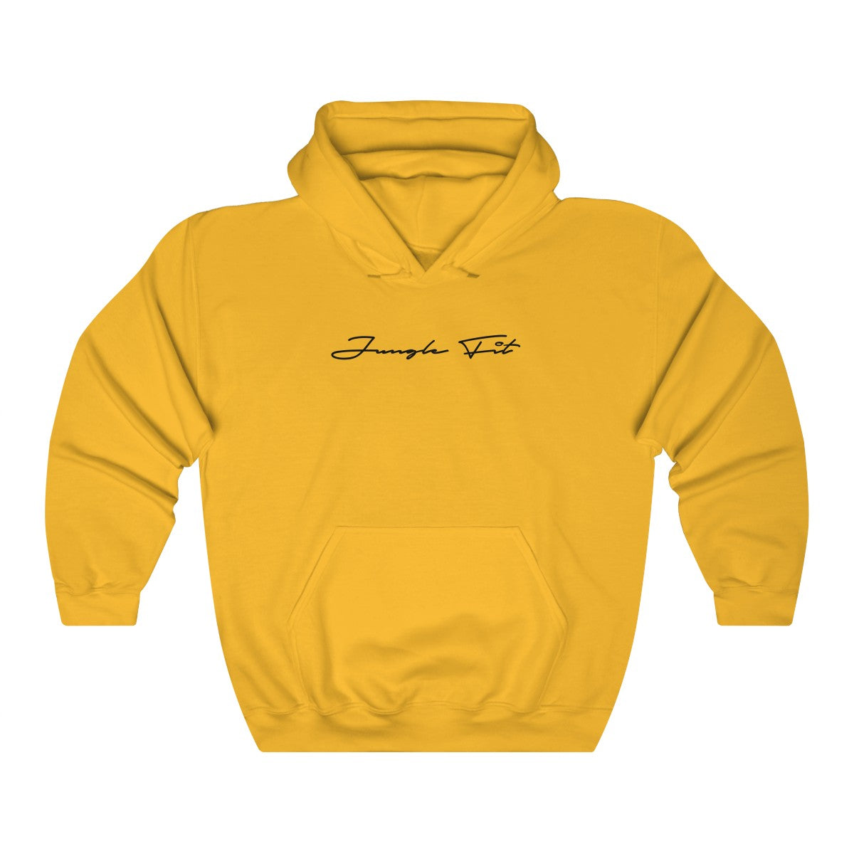 Bright Yellow Signature Hoodie