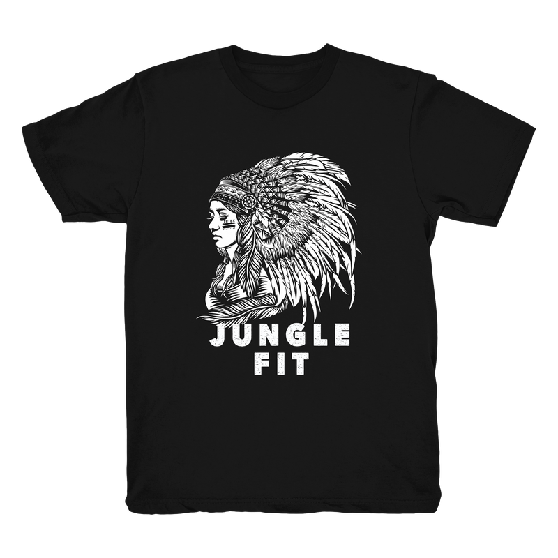 Jungle Fit Native American Tee