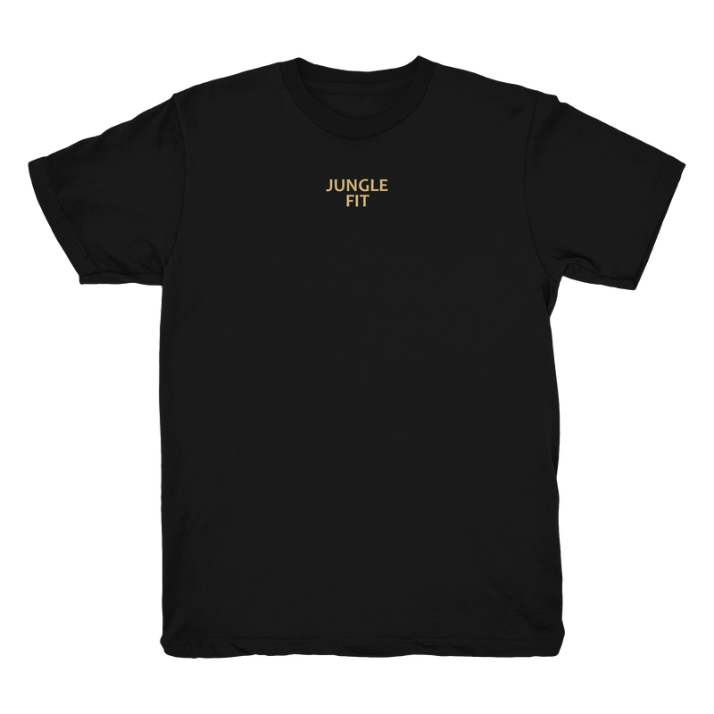 Jungle Fit Gold Mid Tee
