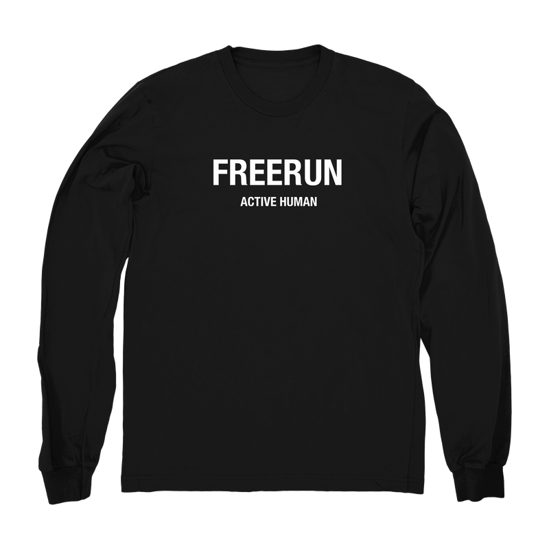 Long Sleeve Free Run Crew