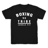 Boxing V.S Tribe Black Tee