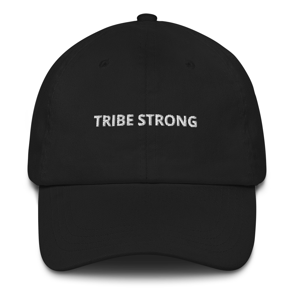 Tribe Strong Dad Hat