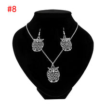 Earring Rhinestone Necklace Earrings Sets Lovely Variations