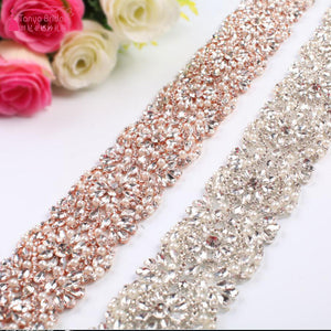 Belt Rhinestone & Crystal, Gorgeous!