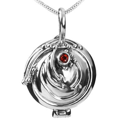 The Vampire Diaries 925 Silver Vervain Necklace