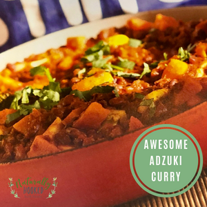 Awesome Adzuki Curry Recipe