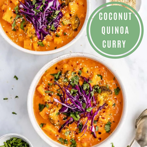 Coconut Quinoa Curry