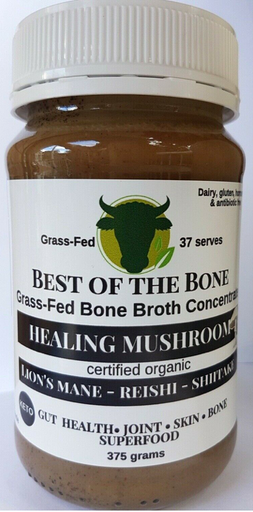Best of The Bone Healing Mushroom Bone Broth