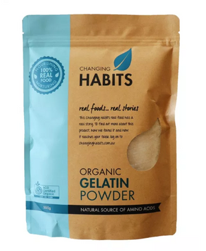 Changing Habits Gelatin Powder