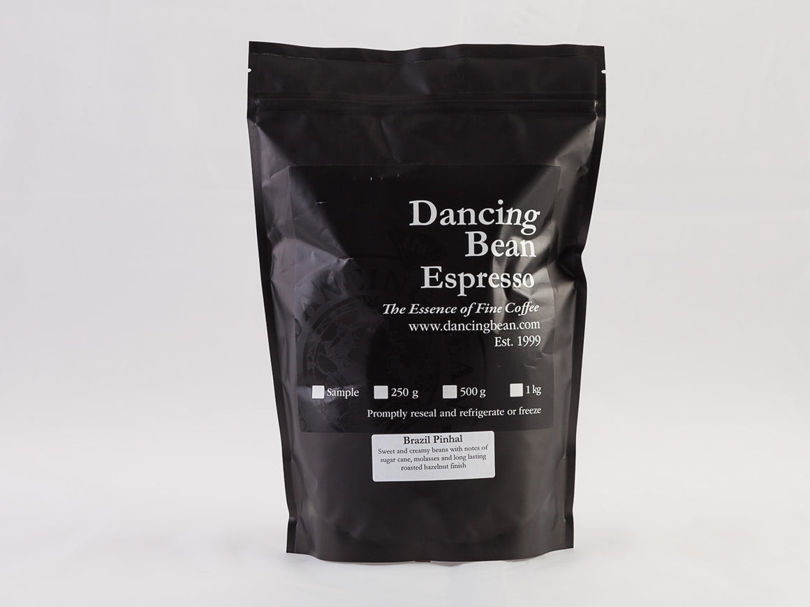 Dancing Bean Brazilian Roast Coffee