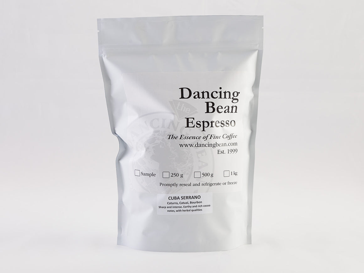 Dancing Bean Cuban Roast Coffee