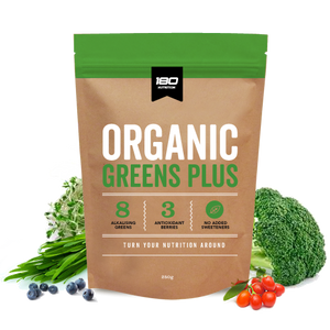 Organic Greens Plus Powder