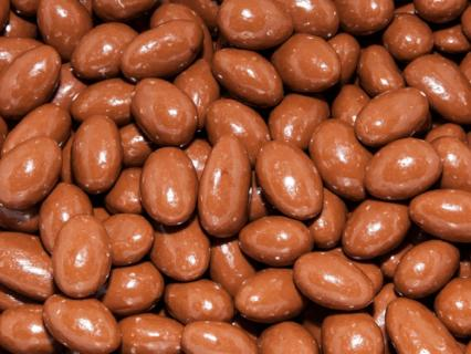 Organic Milk Chocolate Almonds
