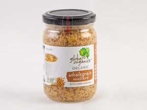 Organic Wholegrain Mustard | Online Health Food Store