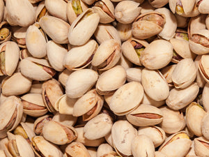 Organic Pistachios Roasted & Salted