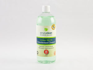 Simply Clean Disinfectant Cleaner