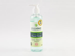 Simply Clean Hand Soap
