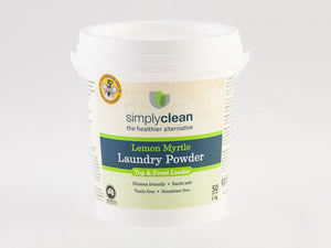 Simply Clean Laundry Powder