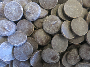 Organic Dark Chocolate Buttons