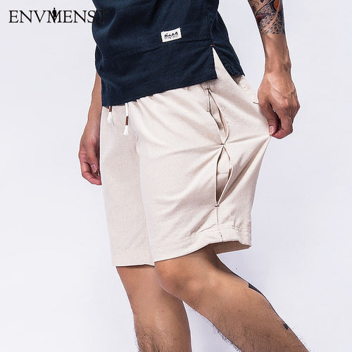 Men's Casual Summer Breathable Workout Shorts