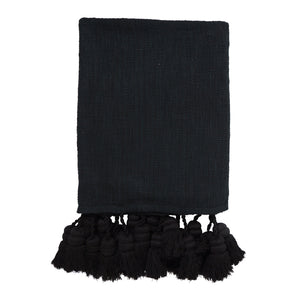 Phantom Tassel Throw