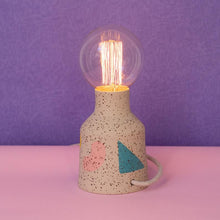 Stoneware Colours Table Lamp
